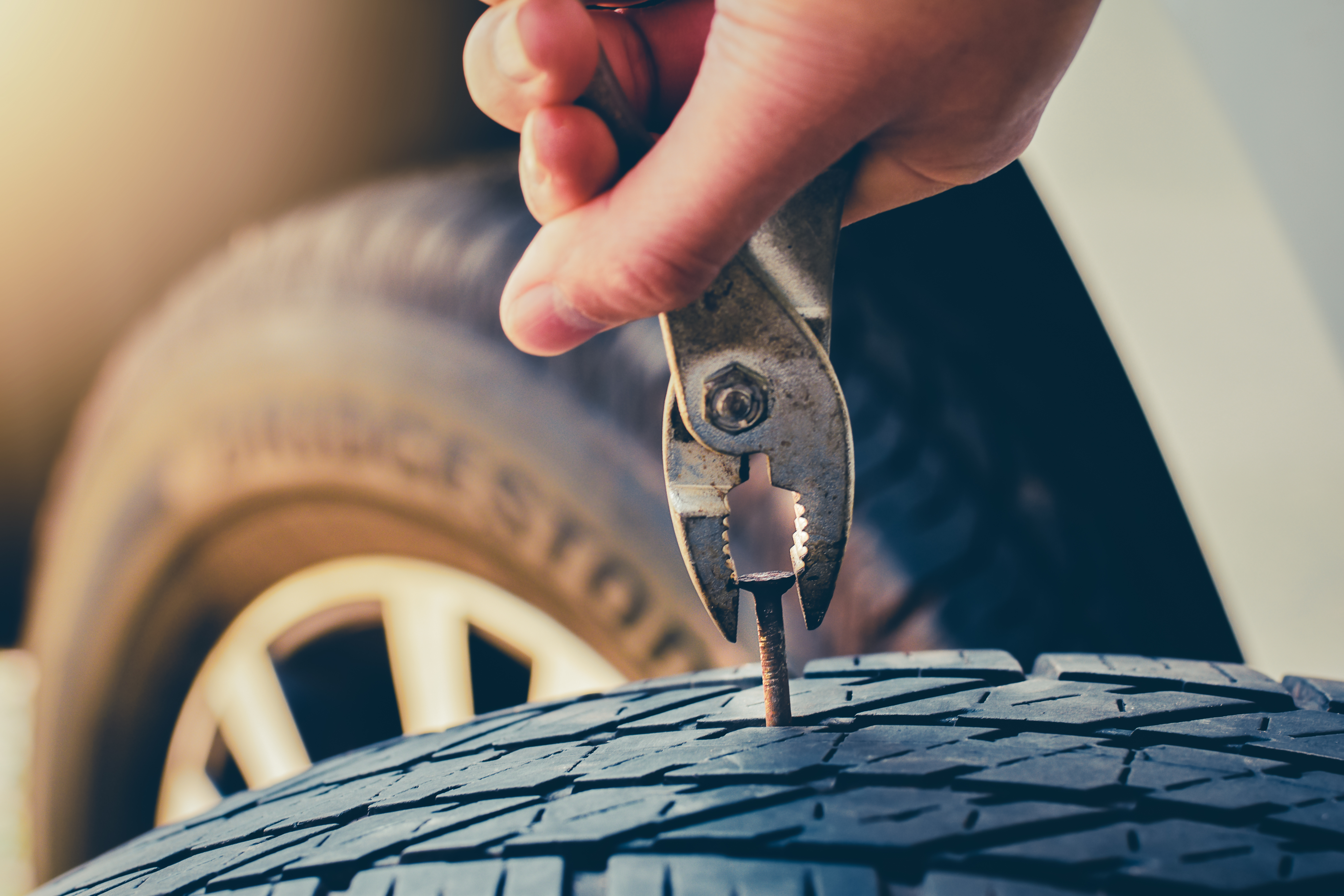 Don't Fix Your Flat Tire With A Sealant