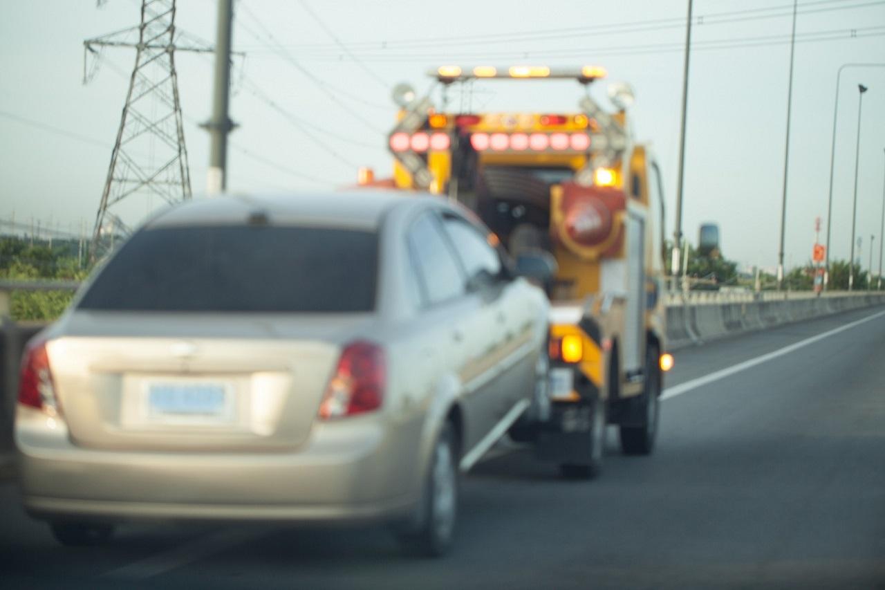 Benefits Of Wheel Lift Towing