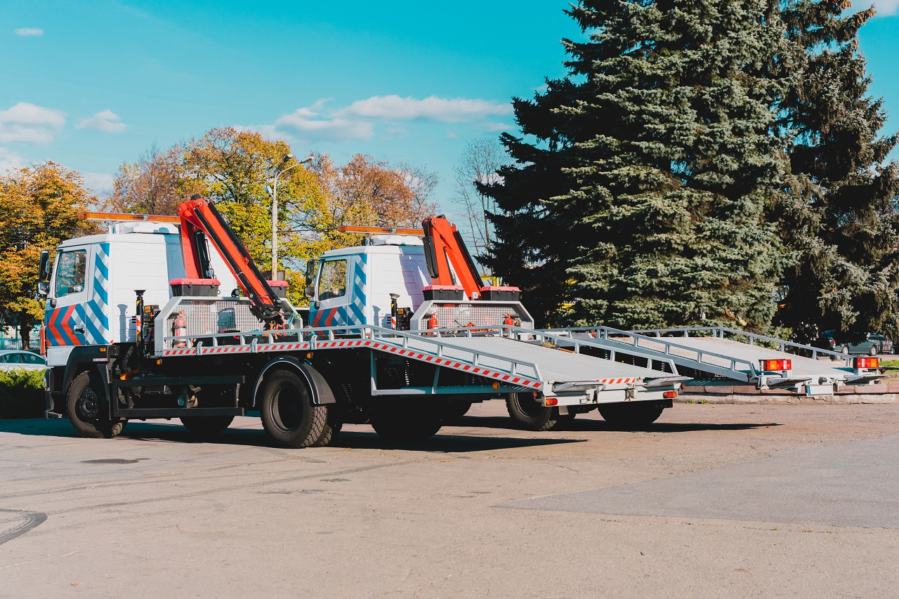 Get To Know Our Roadside Assistance Tow Trucks