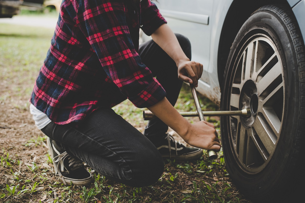 Got A Flat?  Here Are The Likely Causes